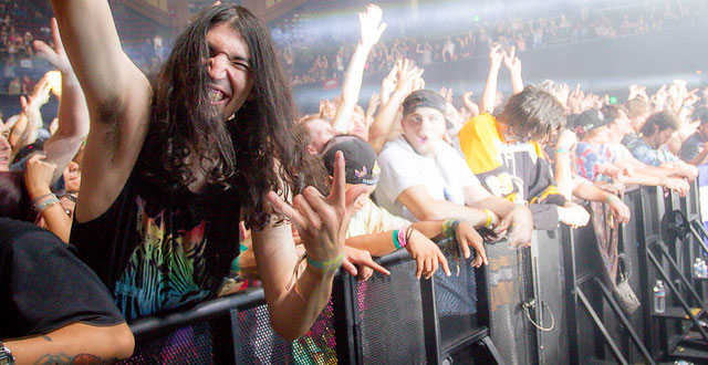 Photos: Bassnectar Returns to SF for a Sold-Out Party