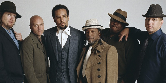 Ben Harper & the Innocent Criminals Announce Four Shows at the Fillmore