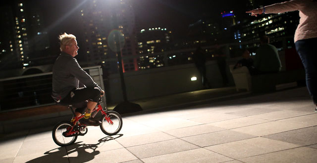 Photos: SF Bicycle Coalition Celebrates 19th Winterfest