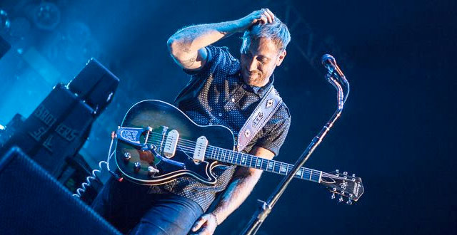 Review: The Black Keys Turn Oracle Arena Blue with Hit-Filled Set
