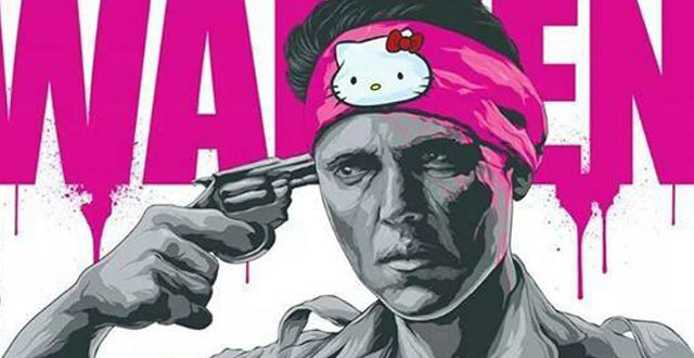 New Art Show Pays Tribute to Christopher Walken