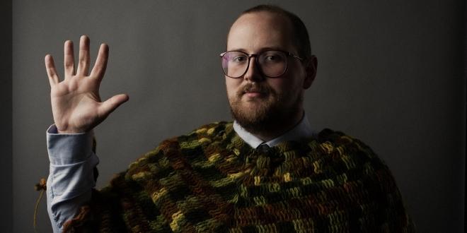 Exploratorium Announces Special Appearance by Dan Deacon