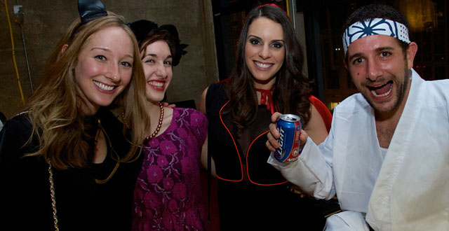Photos: Ghost Ship Halloween Anchors at Pier 70