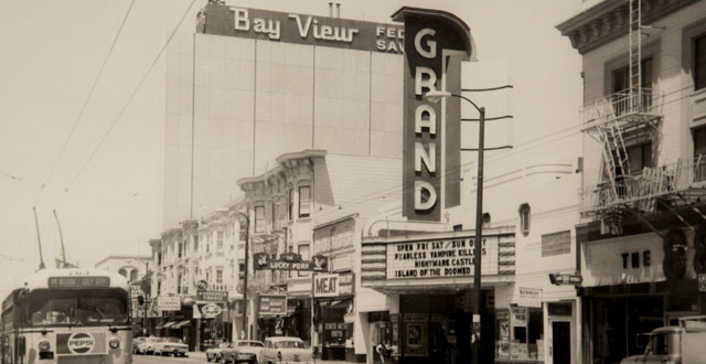 Gray Area Foundation Revives Grand Theater in the Mission‏