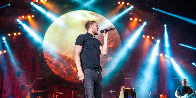 Linkin Park, Imagine Dragons to Headline Live 105's Not So Silent Night