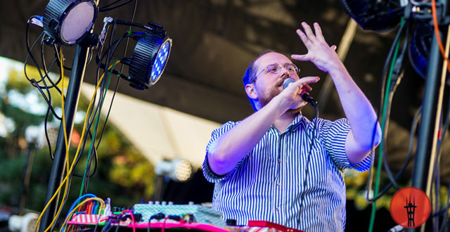 Caribou, Dan Deacon, Giraffage to Perform at Noise Pop 2015