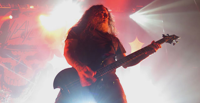 Review: Slayer Brings Metal Mayhem to Fox Theater