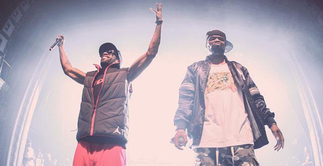 Photos: Method Man, Redman and B Real at Smoker's Club Tour