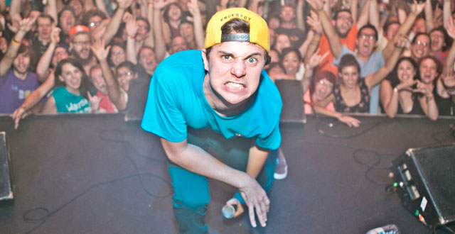 Interview: Watsky Comes Home For The Holidays