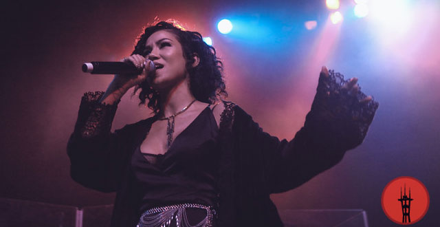 Photos: Jhene Aiko at KMEL's Holiday House of Soul
