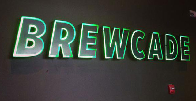 Brewcade Brings Arcade Games and Booze to Market Street