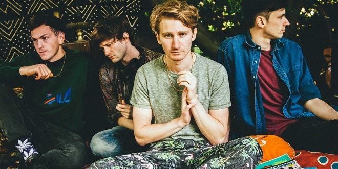 Interview: Glass Animals Bring 'Gooey' Holiday Cheer to Soundcheck Party