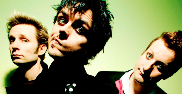 Green Day Named to 2015 Rock & Roll Hall of Fame