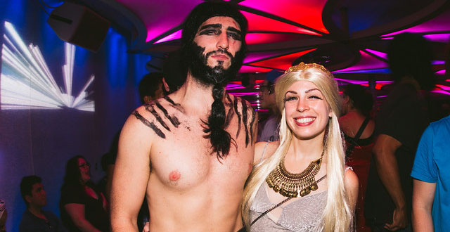 Photos: Rave of Thrones at 1015 Folsom