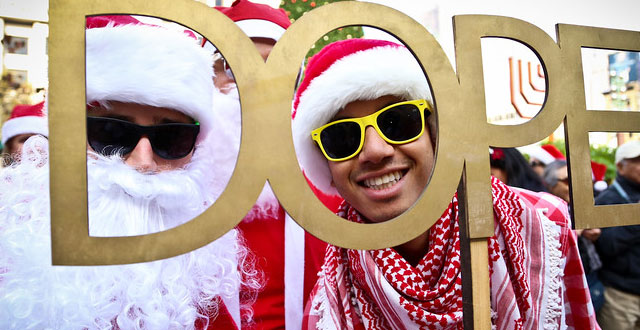 Photos: SantaCon Revelry at Union Square