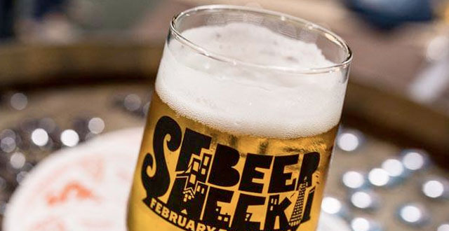 SF Beer Week: 'You Gotta Get in Shape for Beer Week'