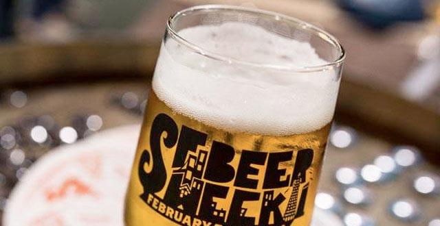 SF Beer Week: 'You Gotta Get in Shape for Beer Week'