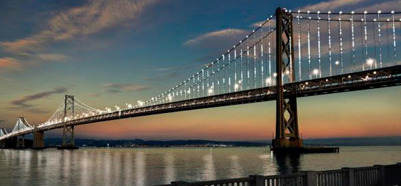 Bay Bridge Lights Exhibit Might Be Permanent