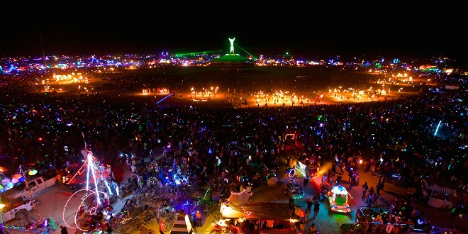 Burning Man 2015 Ticket Lottery Starts Today