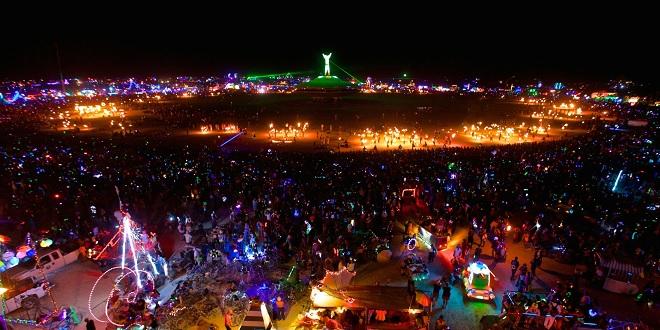 Burning Man 2015 Ticket Lottery Starts Today