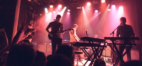 Review: Cold War Kids at Mezzanine