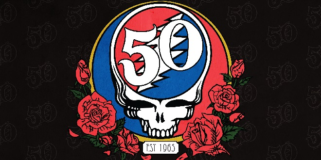 Grateful Dead to Reunite in Chicago for 50th Anniversary