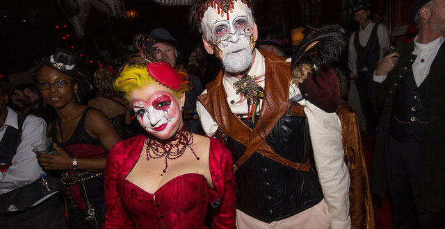 Photos: Edwardian Ball Takes Over Regency Ballroom