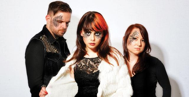 Happy Fangs Get Heavy with New Album 'Capricorn'
