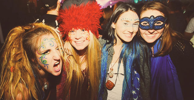 Photos: Pretty Lights and Party People at Sea of Dream