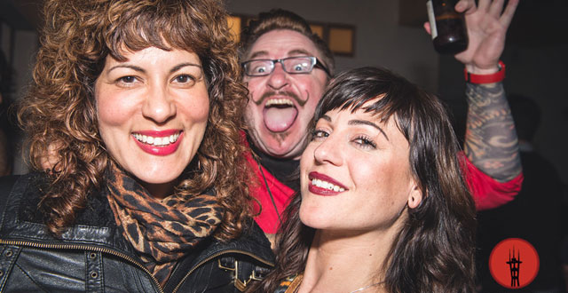 Photos: Smiles and Laughs With SF Sketchfest