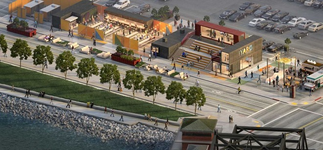 Giants to Open New Beer Garden Near AT&T Park