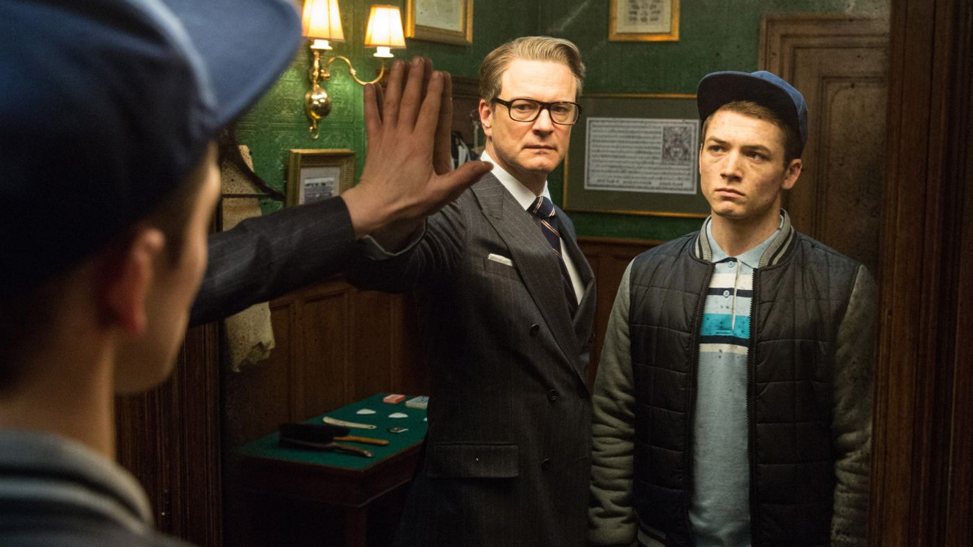 Movie Review: 'Kingsman: The Secret Service' Falls From Grace