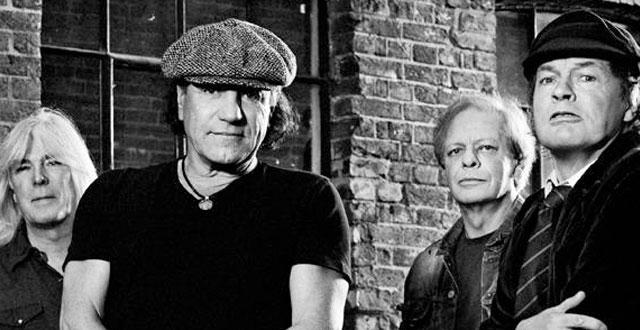 AC/DC Announces AT&T Park Concert