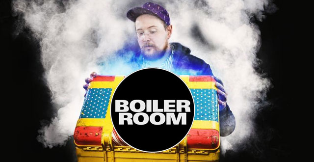 Dan Deacon Live at The Boiler Room in London, New Album Out Next Week