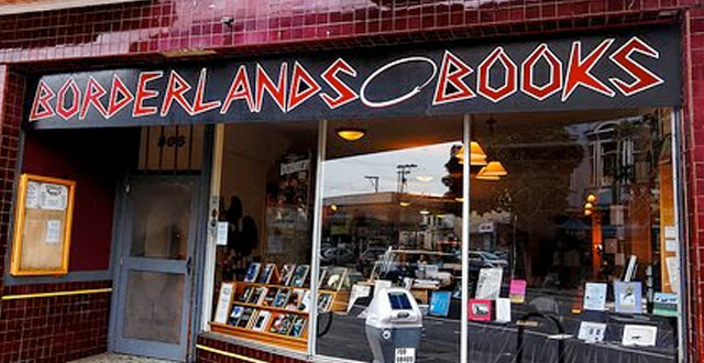 Borderlands Books to Close on Valencia Street