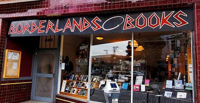 Borderlands Books to Close on Valencia Street