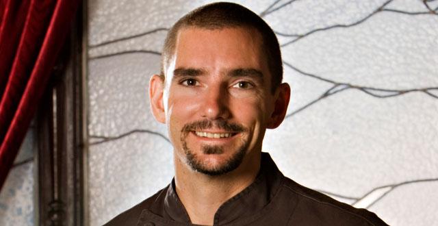 Sound Bite: Farallon Executive Chef Ryan Simas on Cooking in San Francisco