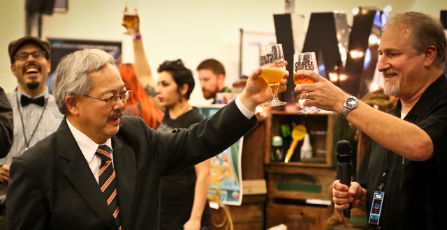 Photos: A Brew Bonanza at SF Beer Week's Opening Gala