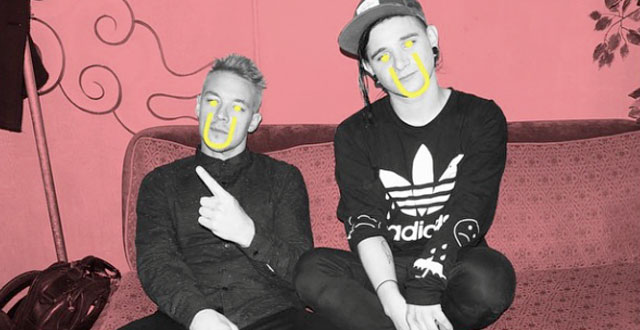 Skrillex and Diplo are Joining Forces For a 24-Hour DJ Set Today