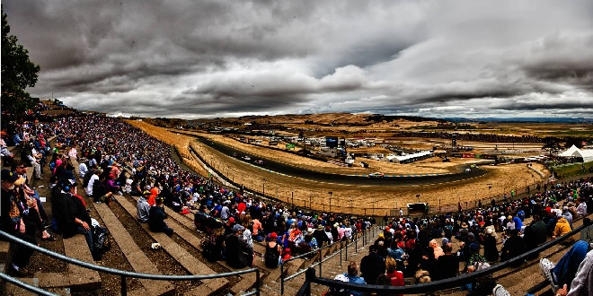 Sonoma Raceway Could Host a 4-Day Music Festival