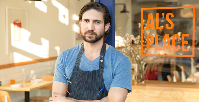 Sound Bites: Al's Place Chef-Owner Aaron London Brings Veggies to the Forefront