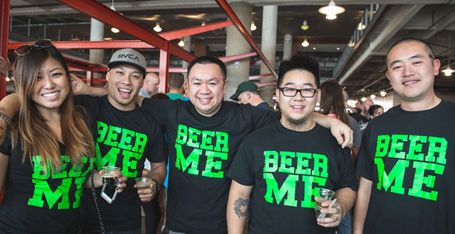 Photos: Sunday Funday With Oakland Bacon and Beer Festival