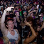 The crowd at Big Freedia's last SF party.