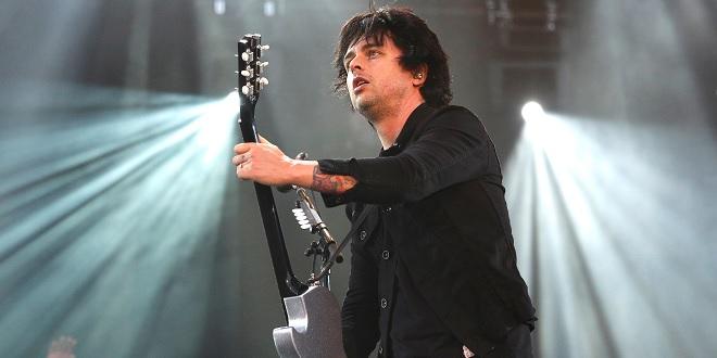 Green Day's Billie Joe Armstrong to Open Oakland Guitar Shop