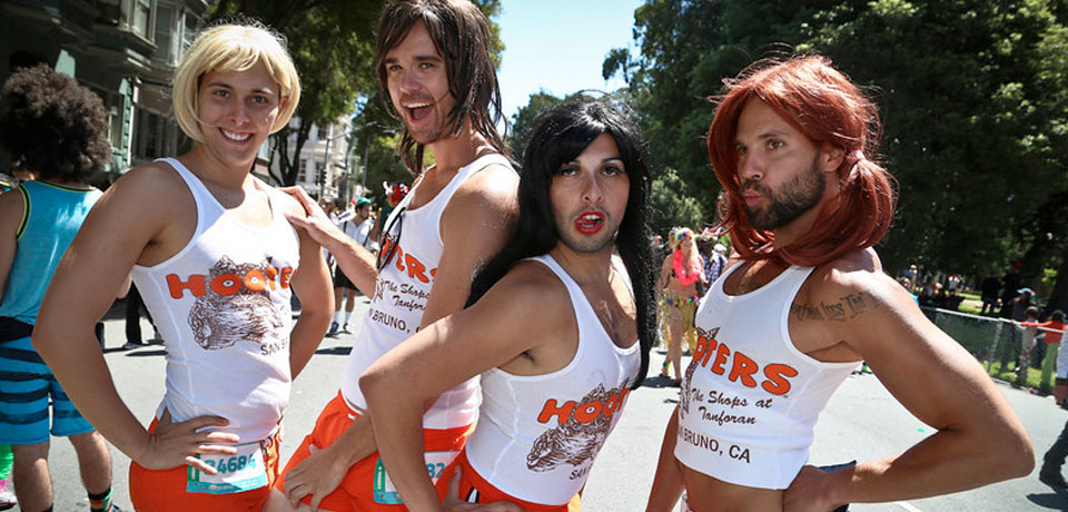 Where to Find the Perfect Bay to Breakers Costume