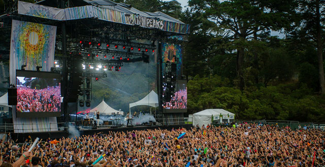 Elton John, Mumford and Sons, Kendrick Lamar to Play Outside Lands 2015