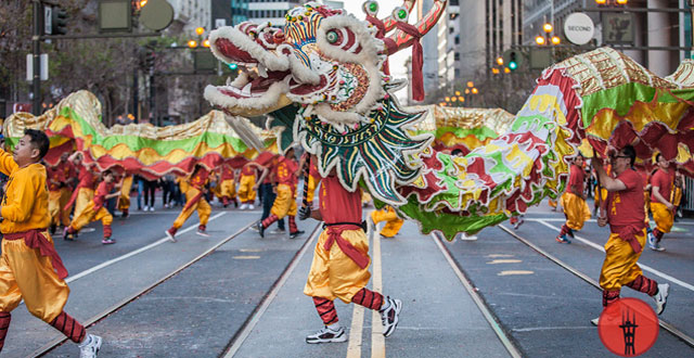 Photos: Scenes From San Francisco's Chinese New Year Parade