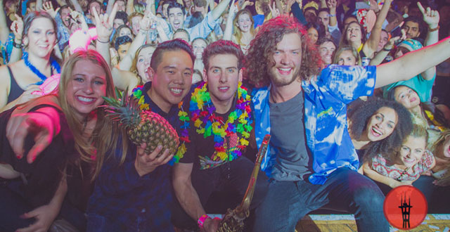 Photos: Tropical House Party With Thomas Jack