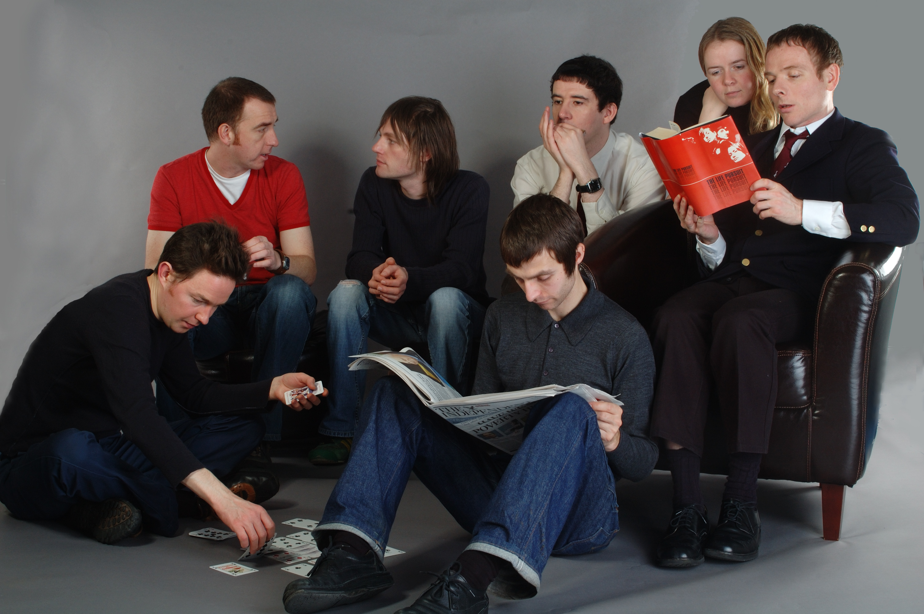 Belle and Sebastian Return With Greek Theatre Show
