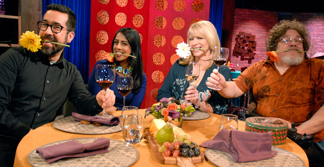 KQED's Check, Please! Party to Include 40+ Restaurants